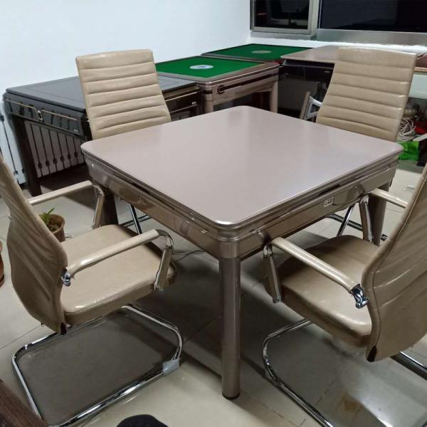 宣和电动麻将桌餐桌