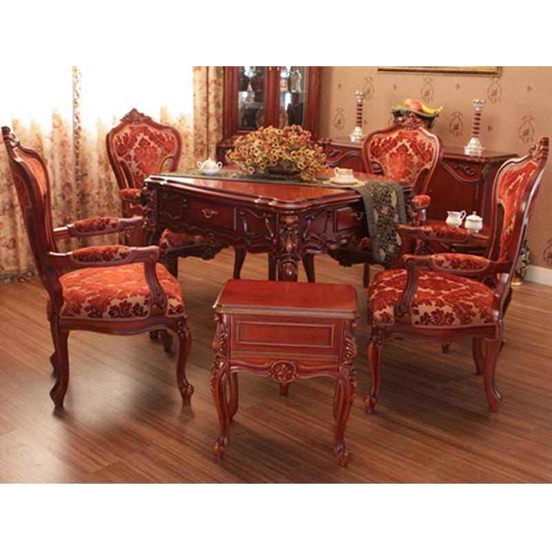 北京高档餐桌罗伯特欧式麻将桌